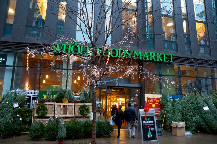Amazon Is Buying Whole Foods on the Cheap